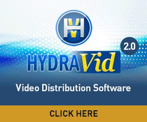 Hydrvid video uploader